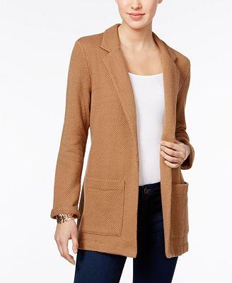 Womens Blazers - Macy's