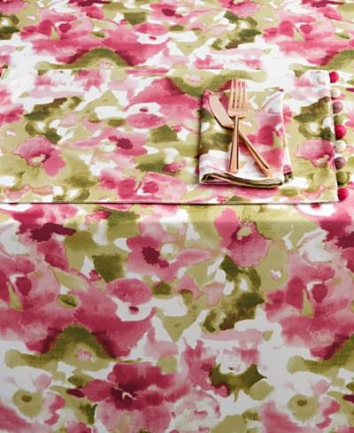 Homewear Spring Table Linens