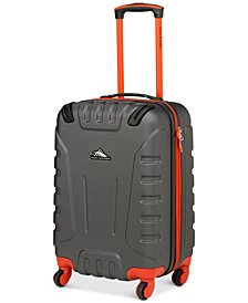 "CLOSEOUT! High Sierra Braddock 21"" Carry-On Hardside Spinner Suitcase, Created for Macy's"
