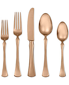 Skandia  Hampton Forge Refined Copper 20-Piece Place Setting