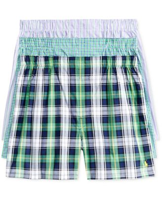 Image of Polo Ralph Lauren Men's Classic Boxers 3-Pack
