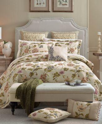 Croscill Daphne 4 Pc Comforter Sets   Comforters: Down U0026 Alternative   Bed  U0026 Bath   Macyu0027s