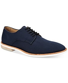 Calvin Klein Men's Aggussie Nylon Oxfords