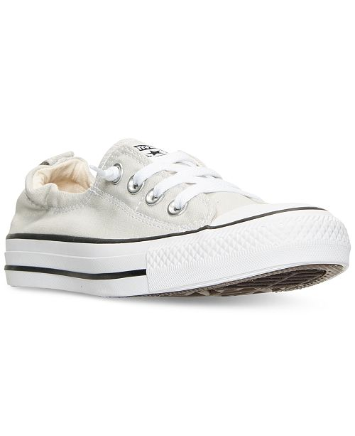 ... Converse Women s Chuck Taylor Shoreline Casual Sneakers from Finish Line  ... c096b88ce