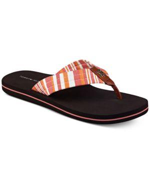 Tommy Hilfiger Chevi Flip-Flops Women