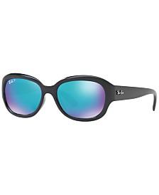Ray-Ban Polarized Sunglasses, RB4282 CHROMANCE