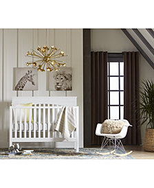Arran 4 in 1 Convertible Crib Collection, Quick Ship