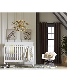 Arran 4 in 1 Convertible Crib Collection