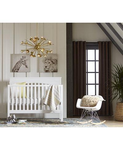 Arran 4 in 1 Convertible Crib Collection