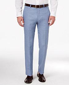 Lauren Ralph Lauren Men's Classic-Fit Solid Linen Dress Pants