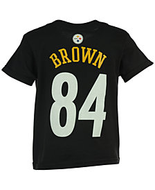 Outerstuff NFL Antonio Brown T-Shirt, Little Boys (4-7)
