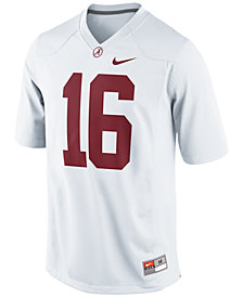 Nike Men's Alabama Crimson Tide Replica Football Game Jersey