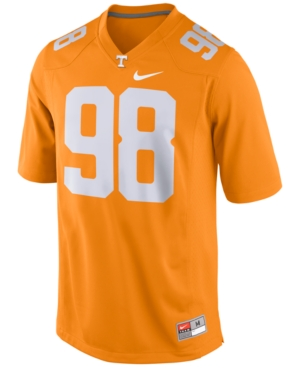 Nike Men's Tennessee Volunteers Replica Football Game Jersey