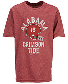 Retro Brand Alabama Crimson Tide Mock Twist T-Shirt, Big Boys (8-20)