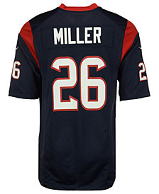 Nike Lamar Miller Houston Texans Game Jersey, Big Boys (8-20)