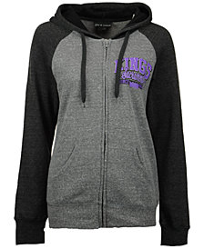 5th & Ocean Women's Sacramento Kings Audible Hooded Sweatshirt