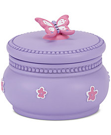 Kassatex Kassa Kids Butterfly Cotton Jar