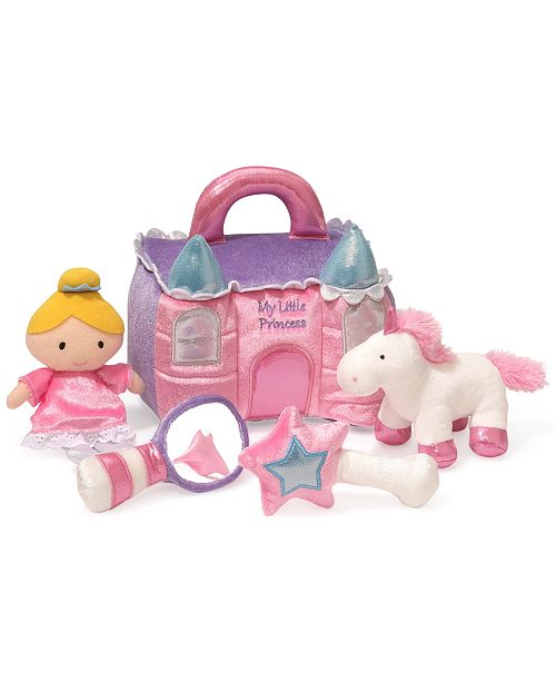 Gund® Princess Castle Play Set