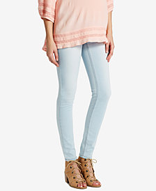 Jessica Simpson Maternity Light Wash Ankle Jeans