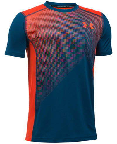 Under Armour Select Athletic T-Shirt, Big Boys (8-20)