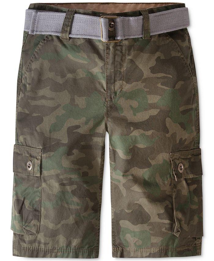 Levi's - Westwood Cotton Cargo Shorts, Big Boys (8-20)