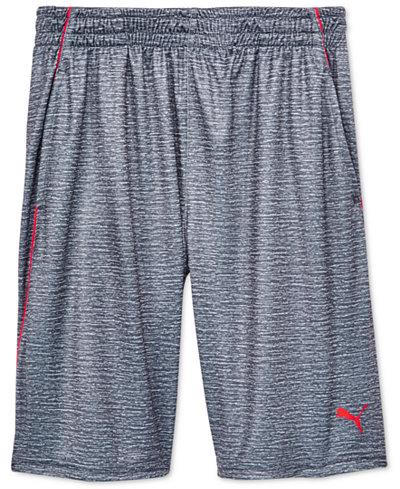 Puma Slub Shorts, Big Boys (8-20)