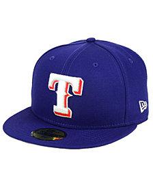 New Era Texas Rangers Pintastic 59FIFTY Cap