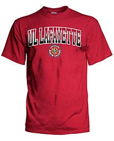 J America Men's Louisiana Ragin' Cajuns Gradient Arch T-Shirt
