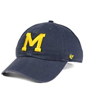sale retailer 3a69a 15744  47 Brand Michigan Wolverines CLEAN UP Cap