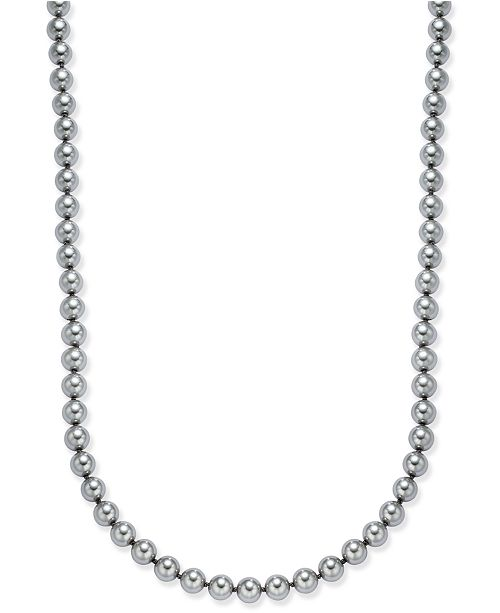 Charter Club Imitation Pearl Strand Necklace, Created for Macy's