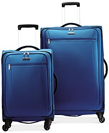 CLOSEOUT! X-Tralight Softside Spinner Luggage Collection, Created for Macy's