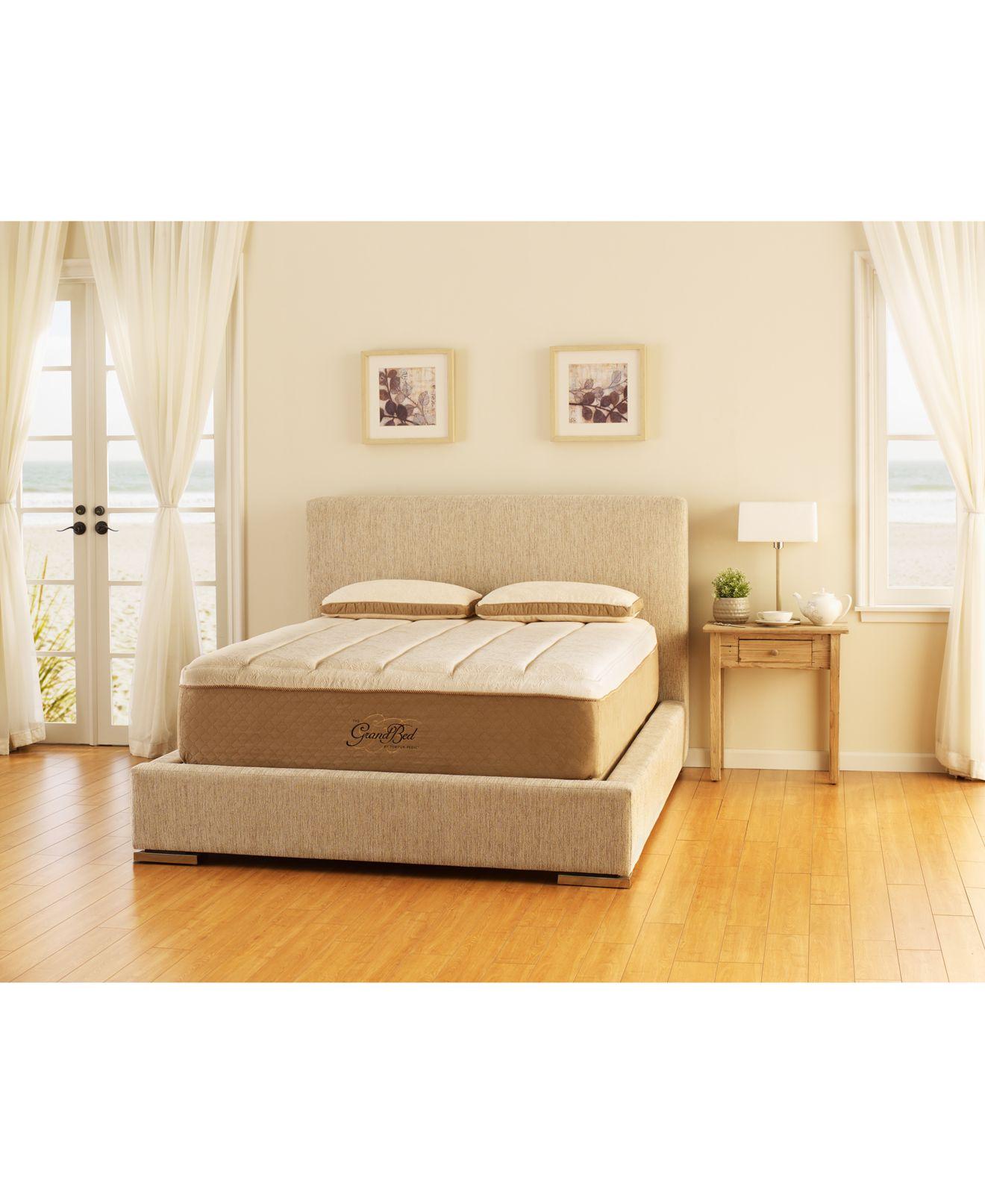 tempur-pedic mattresses - macy's