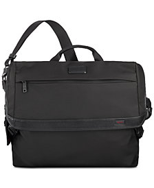 Tumi Men's Alpha Ballistic Nylon Messenger Bag