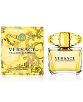 Versace Yellow Diamond Eau de Toilette, 6.7 oz