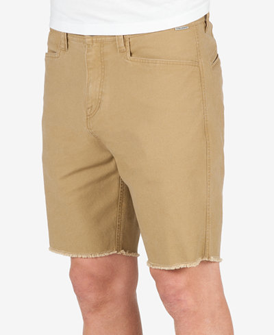 Volcom Men's VSM Atwell Cut-Off Shorts - Shorts - Men - Macy's