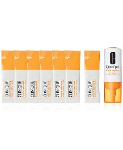 Clinique Fresh Pressed Vitamin C 7-Day System