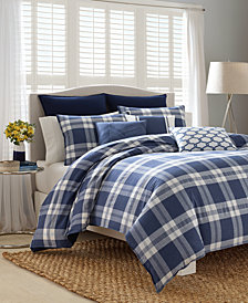 CLOSEOUT! Nautica Cunningham Bedding Collection