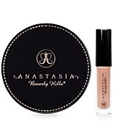 Receive a FREE 2-Pc. Gift Set In An Organza Bag with any $50 Anastasia Beverly Hills purchase