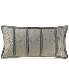 """Waterford Chateau 11"""" x 22"""" Breakfast Decorative Pillow"""