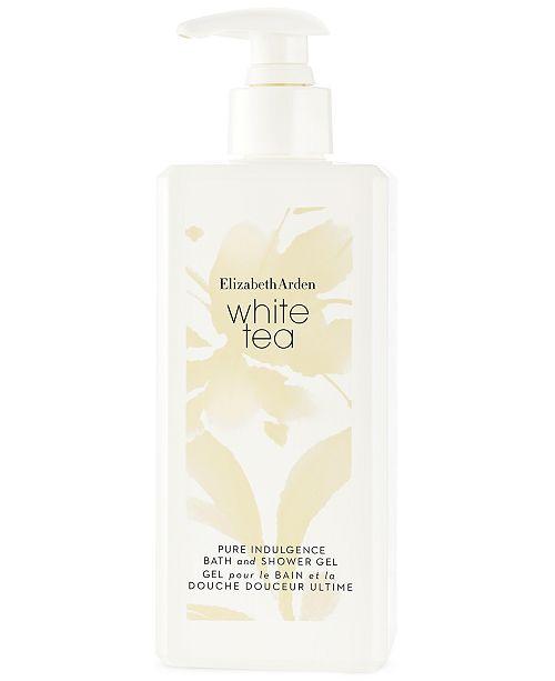 Elizabeth Arden White Tea Pure Indulgence Bath & Shower Gel, 13.5 oz