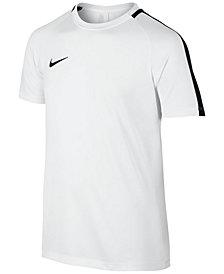 Nike Dri-FIT Academy Soccer Shirt, Big Boys