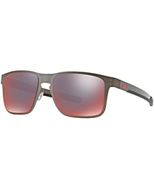 Oakley Polarized Holbrook Metal Sunglasses, OO4123