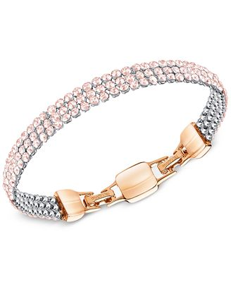 Swarovski Crystal Mesh Bracelet