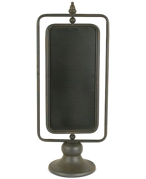 3R Studio Metal 2-Sided Chalkboard on Stand