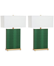 Safavieh Set of 2 Joyce Table Lamps