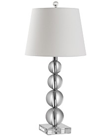 Safavieh Millie Crystal Ball Table Lamp