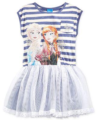 Disney's® Frozen Sister Tutu Dress, Toddler & Little Girls (2T-6X)