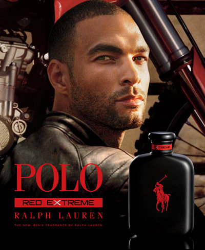 Ralph Lauren Polo Red Extreme Fragrance Collection