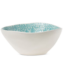 Viva by Vietri Lace Collection Small Serving Bowl