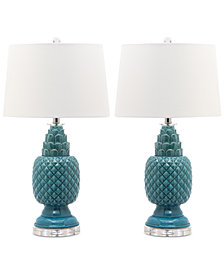 Safavieh Set of 2 Blakely Table Lamps